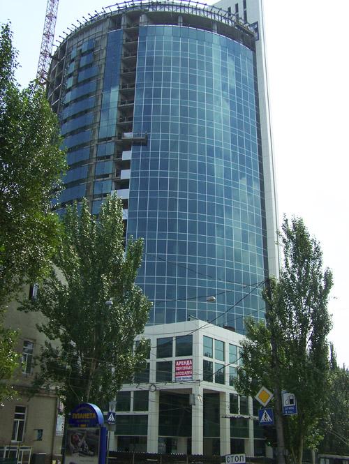 Аренда офиса в донецке грин плаза портал поиска помещений для офиса Шумилова улица