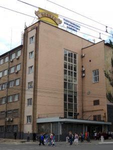 Снять в Мариуполе Офисные и складские помещения в центре города.