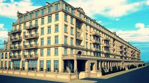 Продам 2х комнатную квартиру в Одессе с видом на море 55000 у.е.