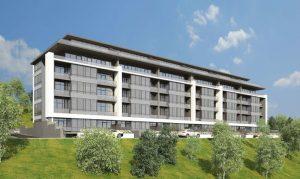 Продам квартиру в новострое от (104,88кв.м) в новом коттеджном комплексе «MORE»