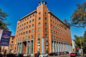 Снять офис в аренду в Днепре Торгово-деловой центр «Атриум»