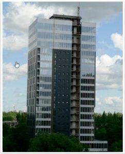 Снять офис в Харькове, Бизнес центре Солярис,