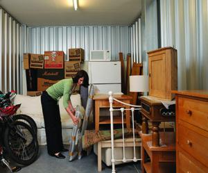 Персональный склад для хранения всего что Вам мешает дома. Новация в складском Хранении