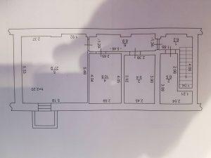 помещение центр Белая церковь под офис склад мастерскую 70м
