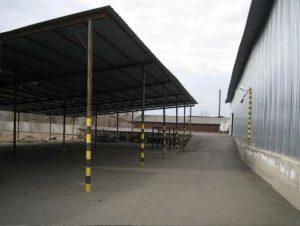Продам склад под производство или хранение с жд веткой под Киевом Броварской район 6га