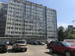 Аренда офиса 880м2, ул. Соломенская 1