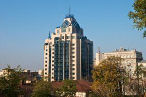 Аренда офиса 132 м2, ул. Шелковичная 42-44, бизнес центр Horizon Tower