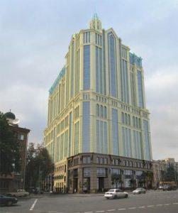Аренда офисов бизнес центр Сенатор , ул. Московская 32.