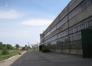 Аренда складского и производственного здания по ул. Гаванской в Днепре